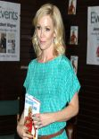 Jennie Garth in Los Angeles - Book Signing at Barnes & Noble, March 2014