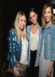 Jessica Alba - Anthropologie Celebrates A Denim Story - Los Angeles, March 2014