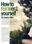 Jessica Alba - Redbook Magazine - April 2014 Issue