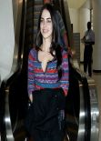 Jessica Lowndes - Arriving at LAX Airport - March 2014