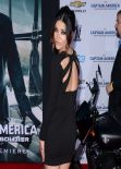 Jessica Szohr - 'Captain America: The Winter Soldier' Premiere in Hollywood