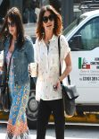 Jessica Szohr Casual Styl - Out in Los Angeles, March 2014
