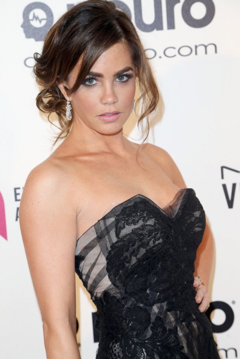Jillian Murray - 2014 Elton John Oscar Party