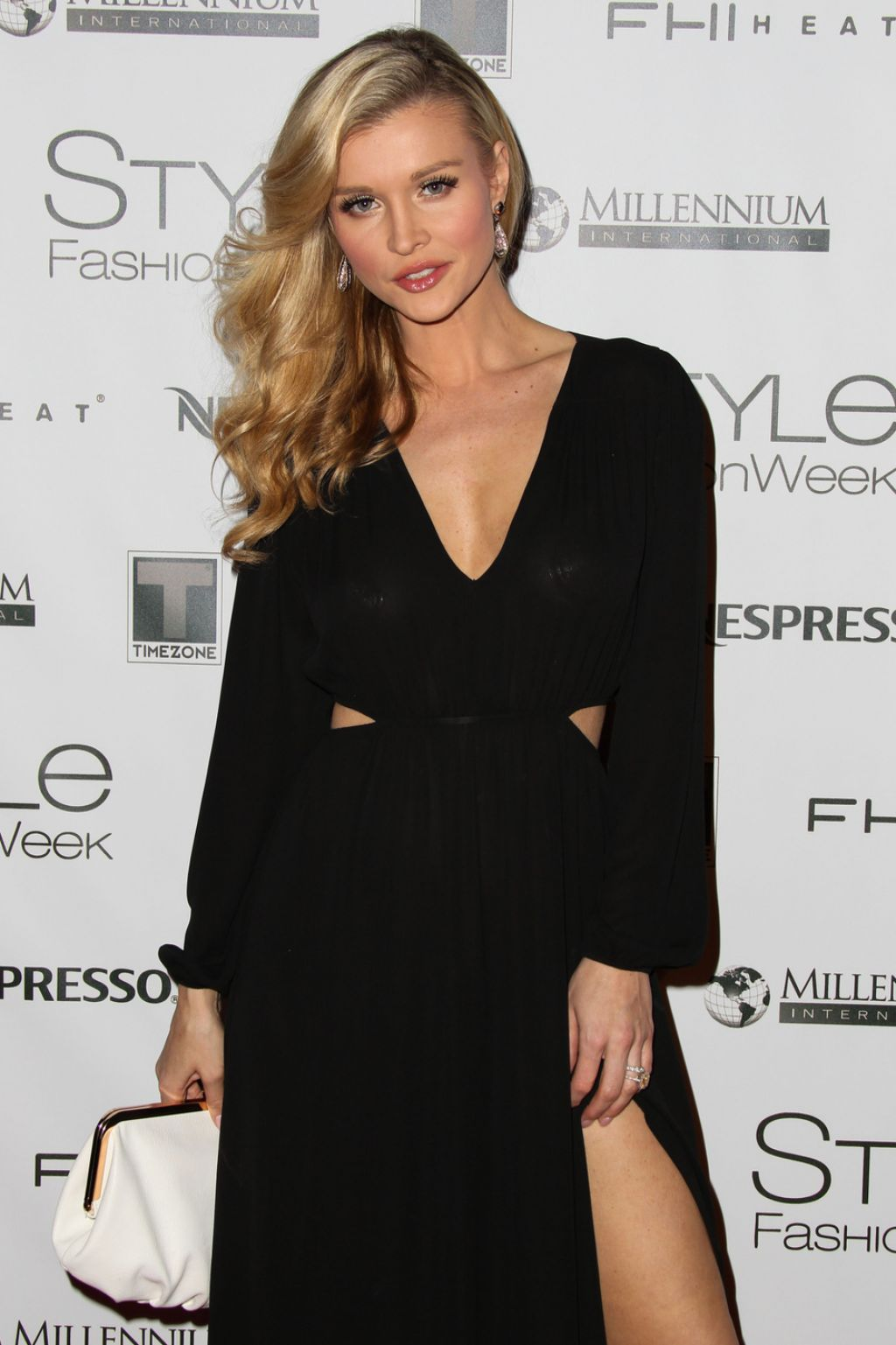 Joanna Krupa in Los Angeles - Style Fashion Week, March 2014