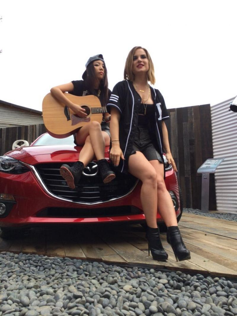 Jojo - Mazda Music Backseat Studio Session Promo