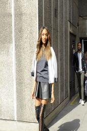 Jourdan Dunn - The Vogue Festival in London - March 2014