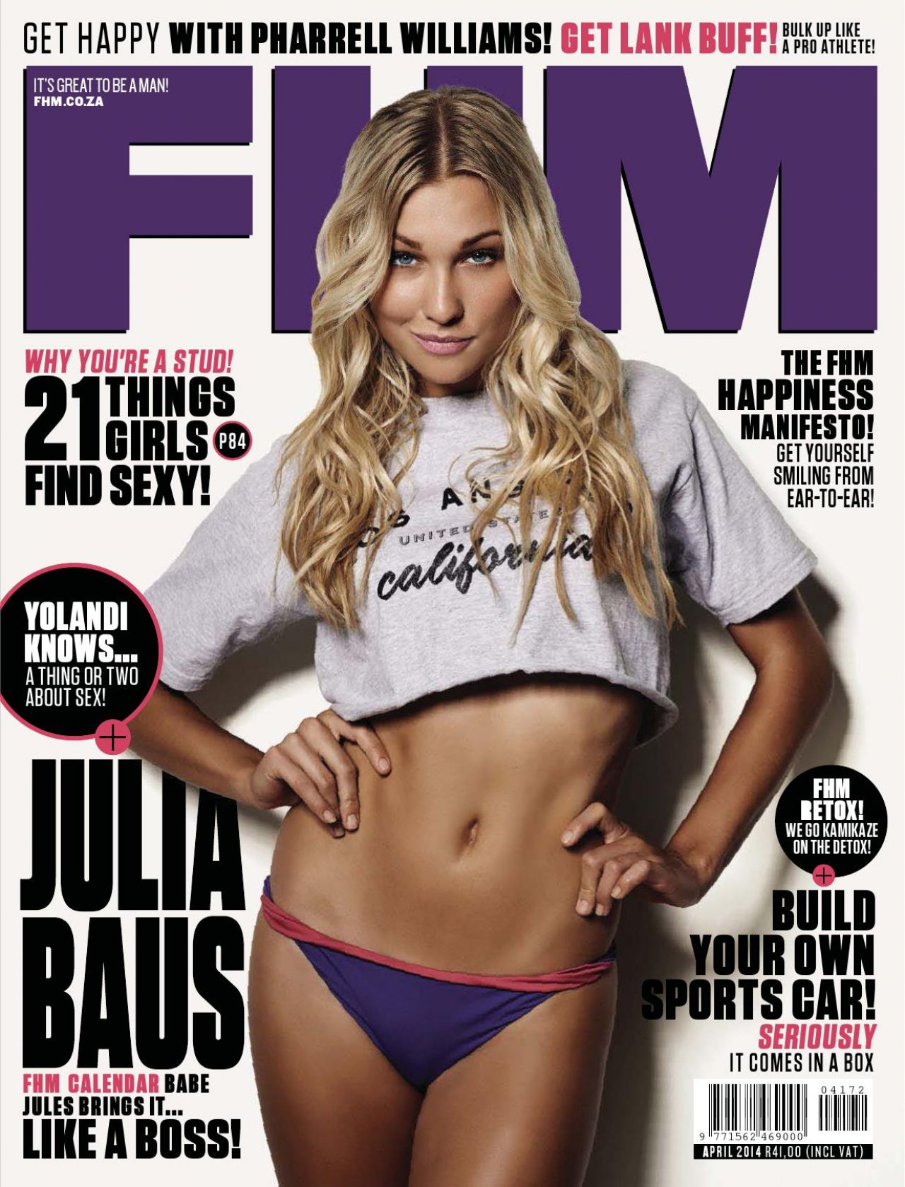 FHM Magazine (South Africa)