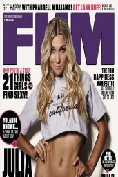 Julia Baus – FHM Magazine (South Africa) – April 2014 Issue