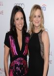 Julia Louis-Dreyfus and Amy Poehler at the Television Acadamy