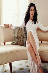 Julianna Margulies - More Magazine (Canada) April 2014 Issue