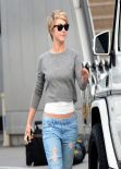 Julianne Hough in Jeans, Out in Los Angeles, March 2014