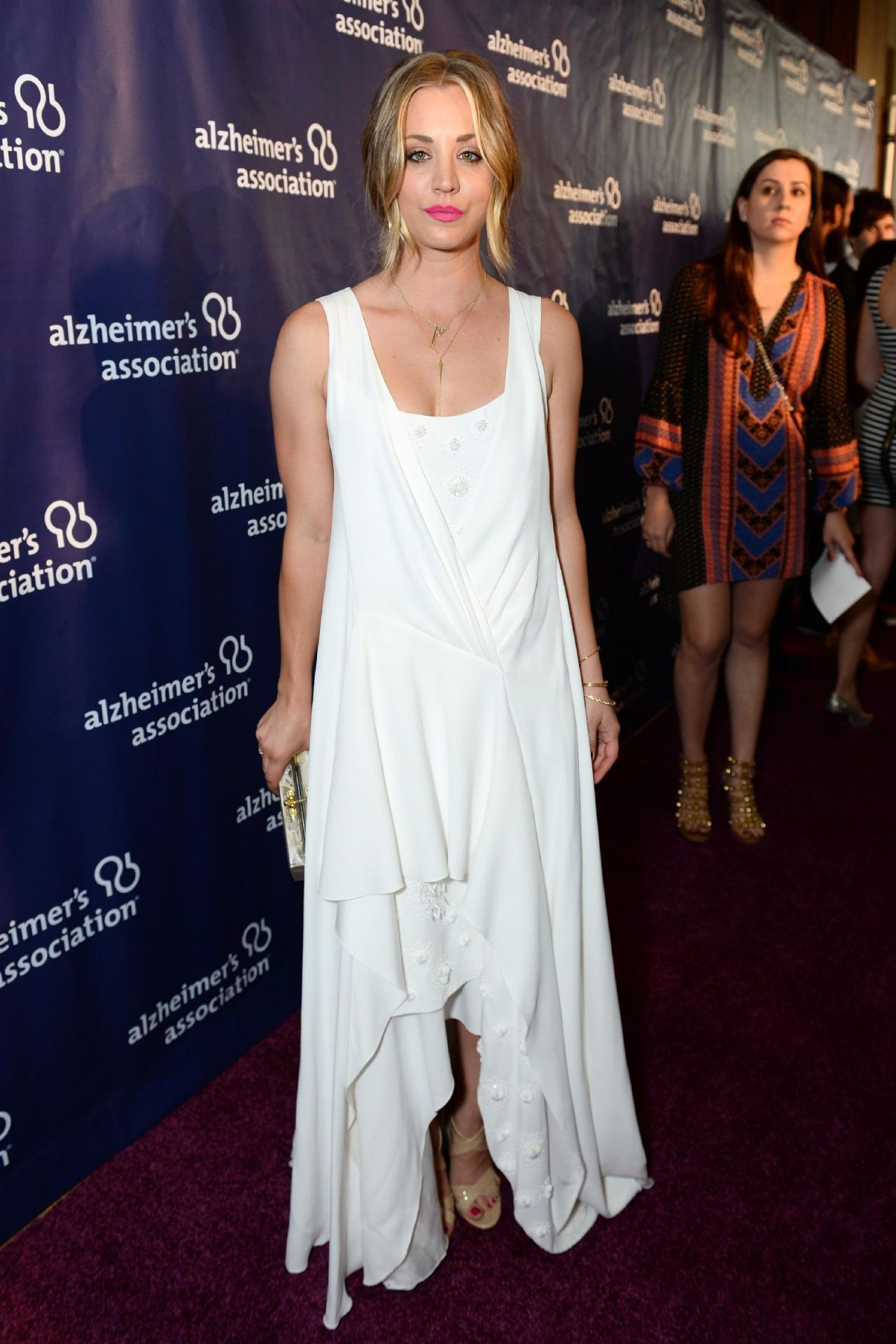 Kaley Cuoco - 2014 'A Night At Sardi's' at The Beverly Hilton Hotel