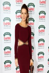 Kate Beckinsale Wearing Jenny Packham Gown - Jameson Empire Awards 2014