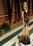 Kate Hudson in Zuhair Murad Spring Couture Gown - 2014 Vanity Fair Oscar Party in Hollywood