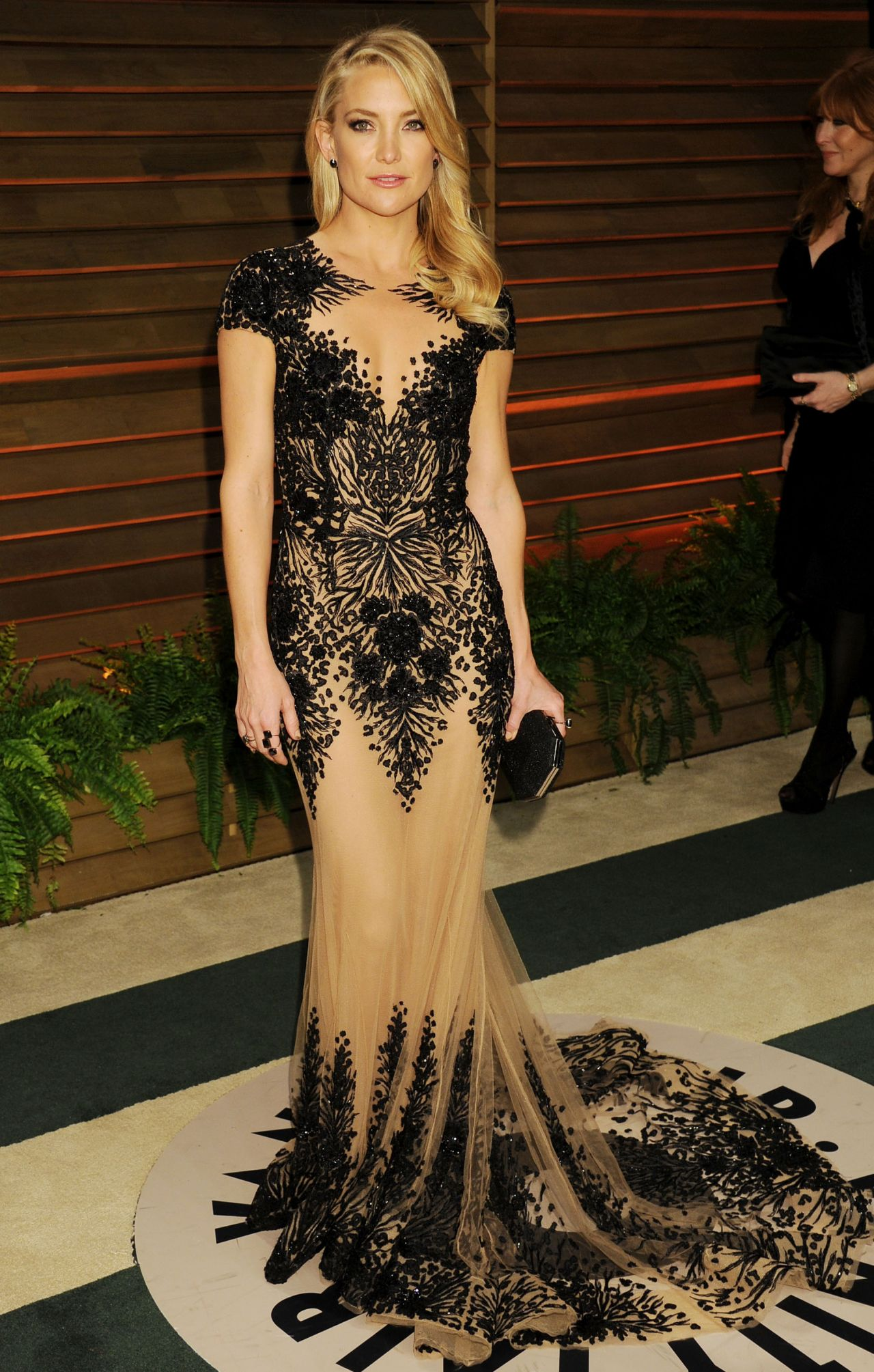 Kate Hudson In Zuhair Murad Spring Couture Gown 2014