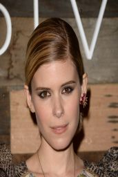 Kate Mara at H&M Conscious Collection Dinner, March 2014
