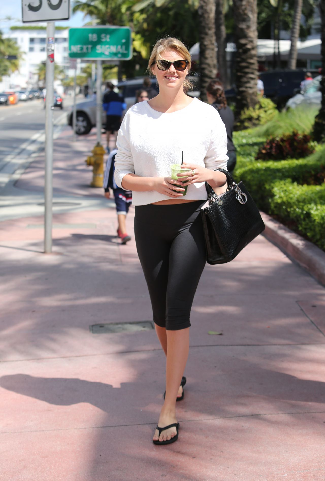 Kate Upton in Miami - March 2014