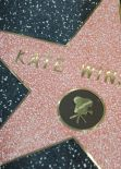 Kate Winslet - Honored With a Star on the Hollywood Walk of Fame