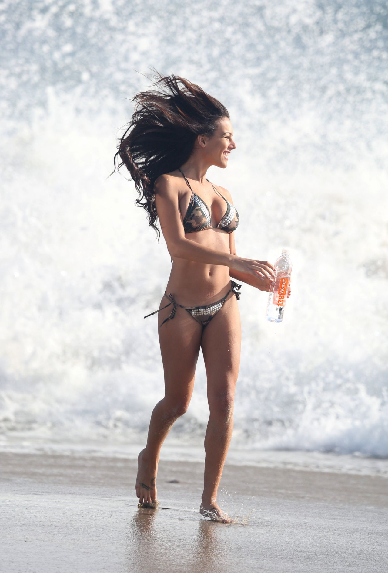 Katelynn Ansari in Bikini - Photoshoot for 138 Water- California, February 2014