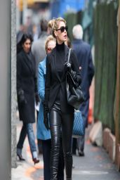 Katherine Heigl in New York City - March 2014