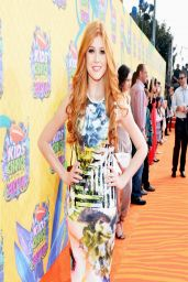 Katherine McNamara - Nickelodeon's Kids' Choice Awards 2014
