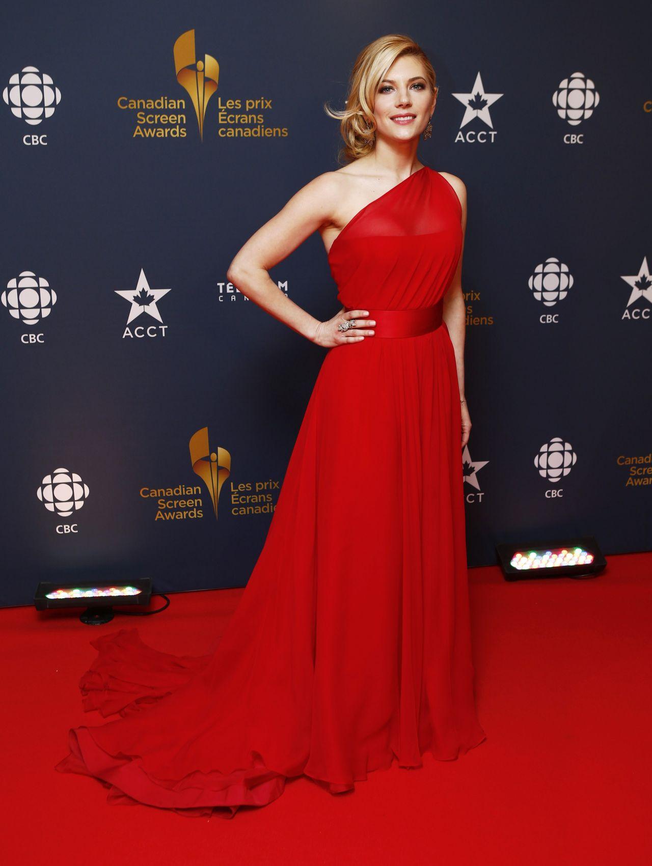 Katheryn Winnick - 2014 Canadian Screen Awards