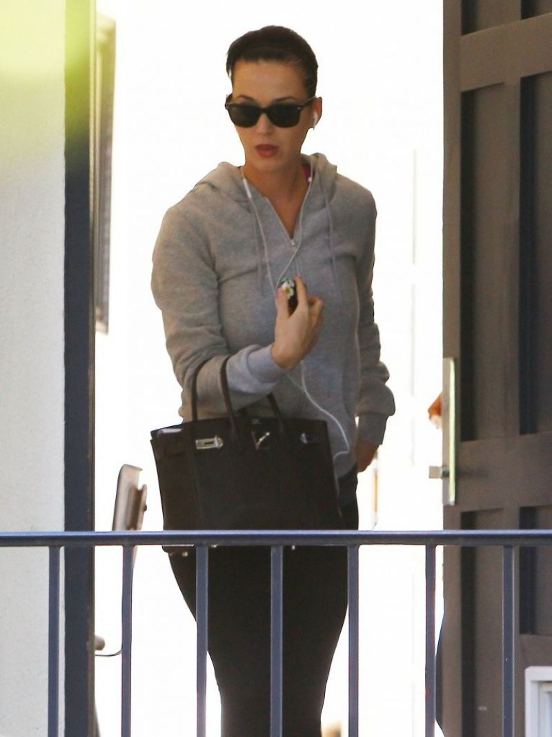 Katy Perry Casual Style - Out in Los Angeles, March 2014