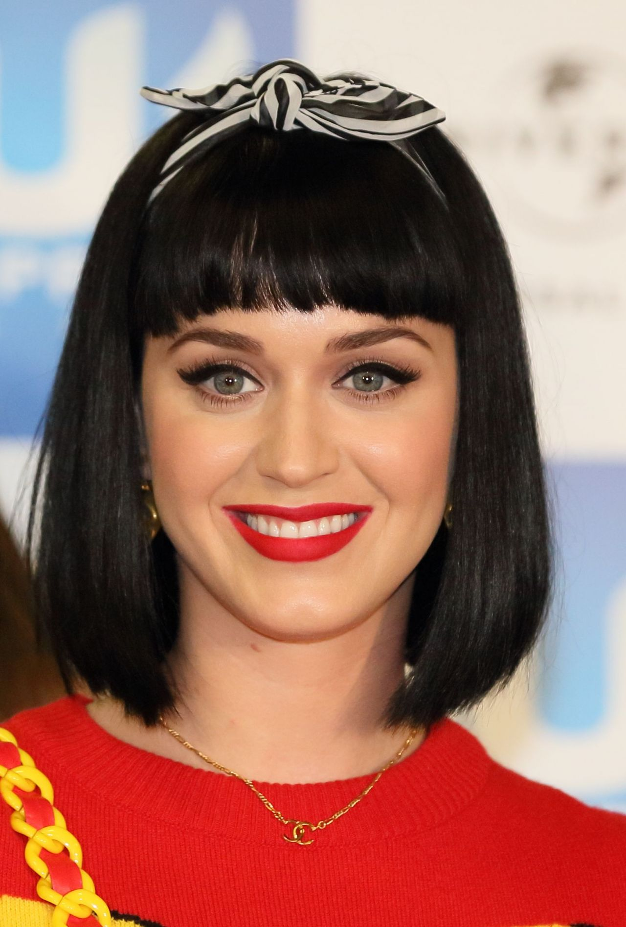 Katy Perry U Express Live Press Conference In Japan