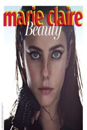 Kaya Scodelario - Marie Claire Magazine (UK) - April 2014 Issue