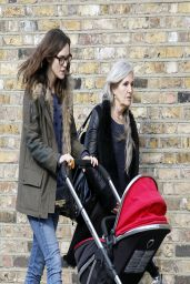 Keira Knightley Out in London - March 2014