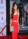 Kelli Berglund - 'Captain America: The Winter Soldier' Premiere in Hollywood