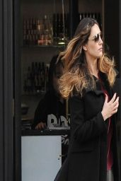 Kelly Brook - Out in London - March 2014