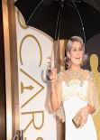 Kelly Osbourne Wearing Badgley Mischka Dress – 2014 Oscars