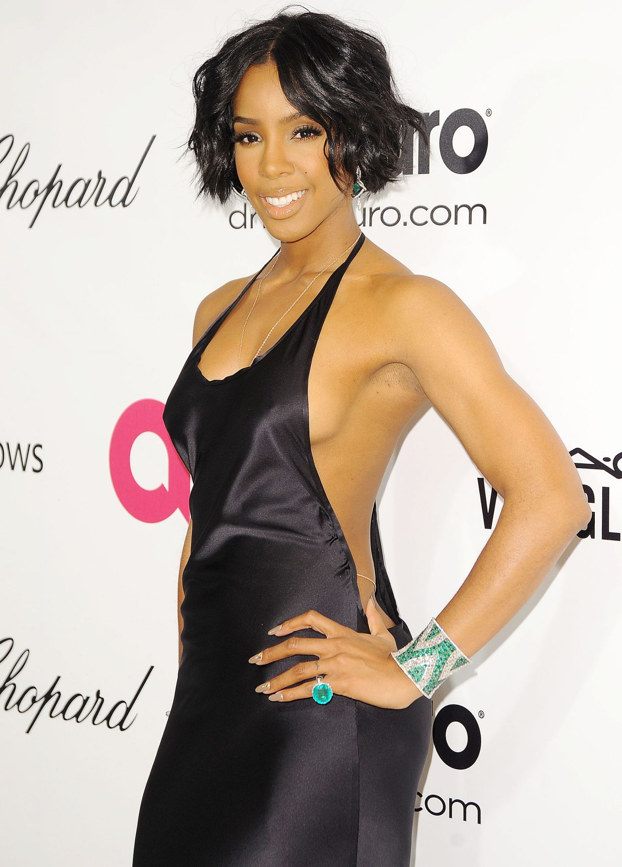 Kelly Rowland - 2014 Elton John Oscar Party