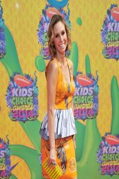 Keltie Knight - Nickelodeon's Kids' Choice Awards 2014