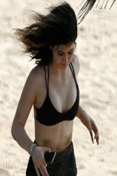 Kendall & Kylie Jenner - Bikini Candids in Thailand - March 2014