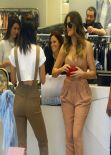 Khloe Kardashian in Miami - Shopping Time !