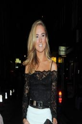 Kimberley Garner - 6th Birthday of Jersey Boys - Piccadilly Theatre London