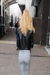 Kimberley Garner in Hot Pants - at ITV Studios in London - March 2014