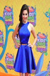 Kira Kosarin Wearing Peggy Hartanto Dress - Nickelodeon's Kids' Choice Awards 2014