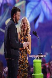 Kristen Bell - Nickelodeon Kids' Choice Awards 2014