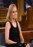 Kristen Bell - The Tonight Show with Jimmy Fallon - March 2014
