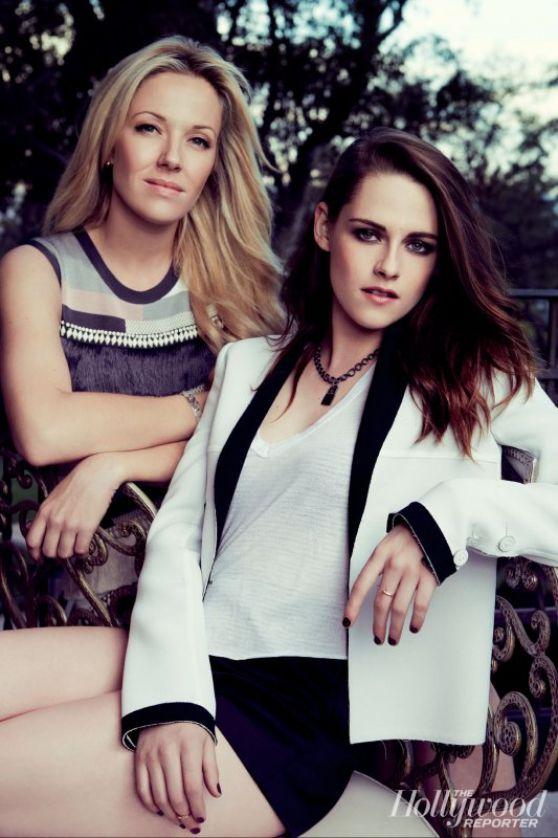 Kristen Stewart and Tara Swennen - THR