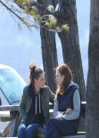 Kristen Stewart & Julianne Moore -