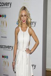 Kristina Rihanoff - Broadcasting Press Guild Awards 2014 at Theatre Royal in London