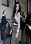 Krysten Ritter at The Wendy Williams Show Studios in New York City