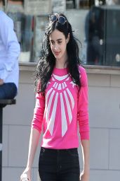 Krysten Ritter - Booty in Jeans - Los Feliz, March 2014