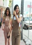 Kylie Jenner in Miami - Lunch at The Webster and Shopping at Intermix