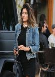 Kylie Jenner Street Style - Out in West Hollywood, March 2014