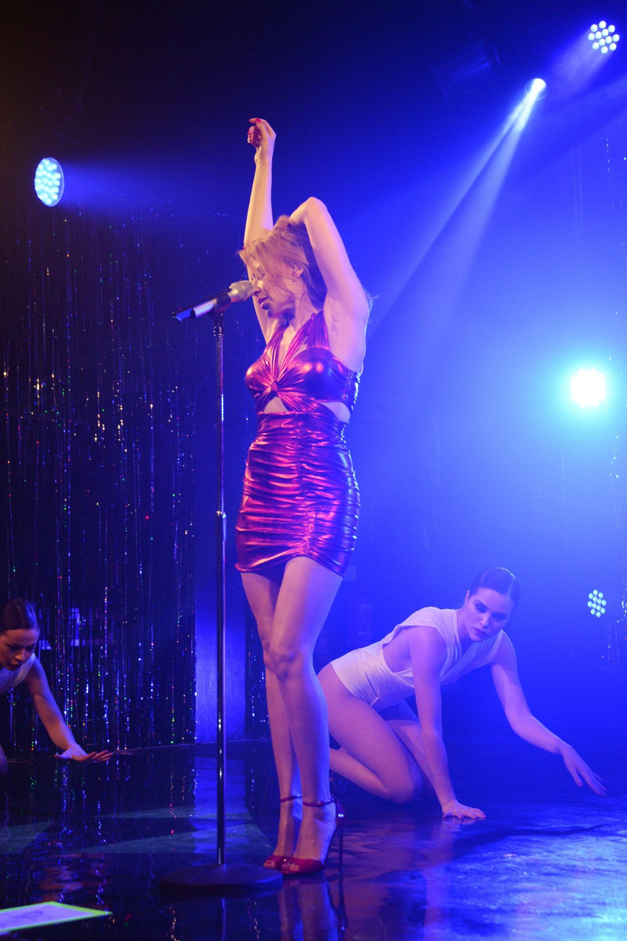 Kylie Minogue Live At G A Y In London March 2014